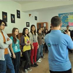 Peste 5000 de tineri au beneficiat de educație pentru viața de familie și dezvoltare personală sub sloganul ÎNDRĂZNEȘTE SĂ FII MARE!